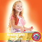 Reading with Jan Brett