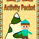 Ready, Freddy! Activity Packet