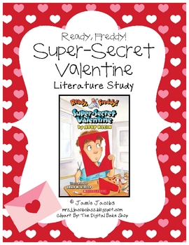 Ready, Freddy! Super-Secret Valentine (Lit Study)