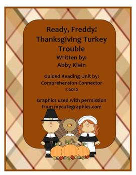 Ready, Freddy!  Thanksgiving Turkey Trouble Guided Reading