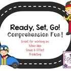 Ready, Set, Go! Comprehension Fun!