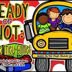Ready or Not: Here they Come (6 Math and 6 ELA Centers for