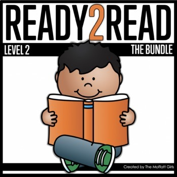 Ready2Read Level 2 (The BUNDLE)
