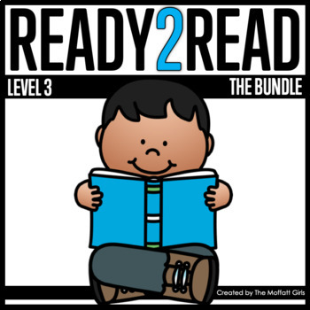 Ready2Read Level 3 (The Bundle)