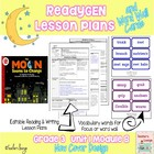 ReadyGen Lesson Plans Unit 1 Module B  -Word Wall Cards- E