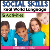 Real World Language: Social Cues & Situations We Use Every Day