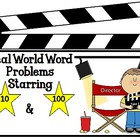 Real World Word Problems Starring 10 & 100 CCSS 2.NBT.8