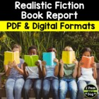 Realistic Fiction Reading Assignment Book Report