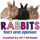 Really Remarkable Rabbits: Facts and Opinions