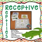 Receptive Reptiles: Speech therapy, Directions, comprehension
