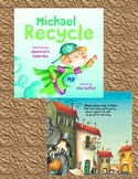 Recycle Labels and tradebook resources for Michael Recycle