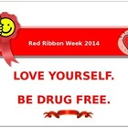 Red Ribbon Week Door Decoration 2013
