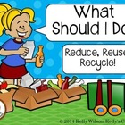Reduce Reuse Recycle Compost Sorting Activity (science, Ea