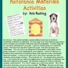 Reference Material Activities
