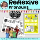Reflexive Pronouns ELD ESL Grammar Unit and Lesson Plan