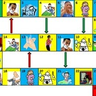 Reflexive verbs game board power point version