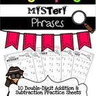 Regrouping Math Mystery Phrases