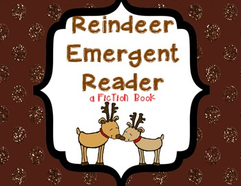 Reindeer Fiction Book
