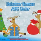 Reindeer Games ABC Order