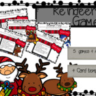 Reindeer Games Christmas Activities