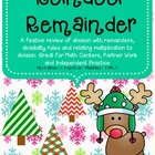 Reindeer Remainder