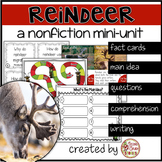 Reindeer Round-Up ~ nonfiction reading