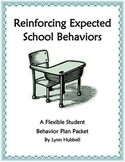 Reinforcing Expected School Behaviors: A Flexible Student