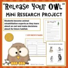 """Release Your Owl"" Mini Research Project - Real World Lear"