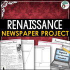 Renaissance Newspaper Activity