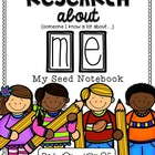 Research About Me: My Seed Notebook for Generating Ideas i