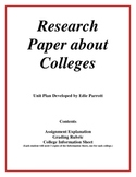 Research Paper about Colleges