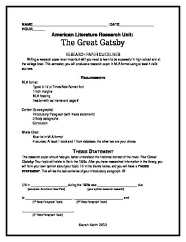 great gatsby essay ideas the great gatsby essay topics pleasanton unified
