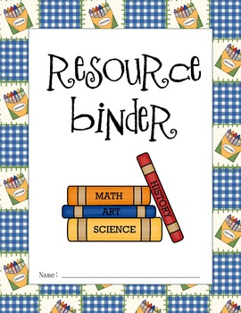 Resource Binder