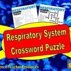 Respiratory Crossword Puzzle