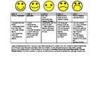 Responsible Behavior Chart