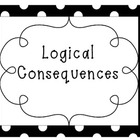 Responsive Classroom- Logical Consequences Sign