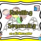 Retelling and Sequencing (Posters and Reponse) Common Core Style
