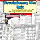 Revolutionary War Unit from Lightbulb Minds