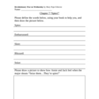 Revolutionary War on Wednesday Worksheets (Magic Tree House #22)