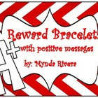 Reward Bracelets with Positive Messages