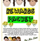 Rewards Packet (JAM-PACKED!)
