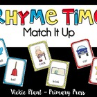 Rhyme Time Match It Up