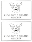 Rhyming Reindeer Book