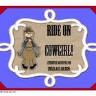 Ride on , Cowgirl!  Activities for Cowgirl Kate and Cocoa
