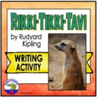 Rikki Tikki Tavi Writing Activity and Rubric