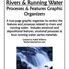 River Erosion and River Processes Graphic Organizer