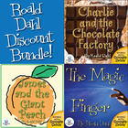 Roald Dahl Novel Unit Bundle ~ Common Core Aligned!