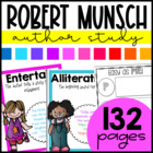 Much Ado About Munsch:  Robert Munsch Author Study
