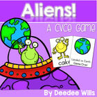 Robots and Aliens; Space CVCe Game and Memory Match
