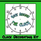 Rock Around the Clock: Clock Numbers